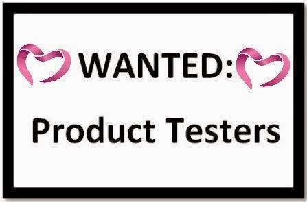 Want to be a PRbyMeghan Product Tester? | prbymeghan